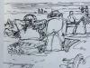 Iphone 2016 1897 snelle tekening strand