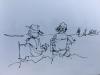 Iphone 2016 1898 senlle tekening strand